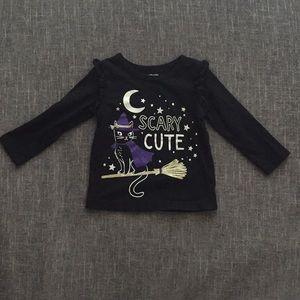 Halloween Long sleeve Shirt 12 Months Baby Girl